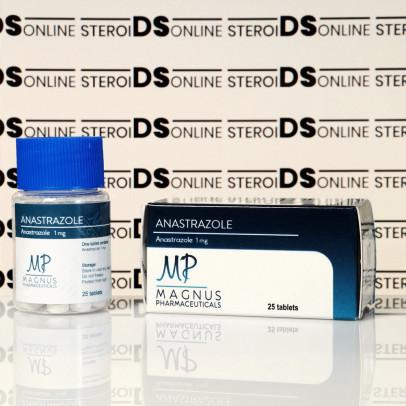 Anastrazole 1 mg Magnus Pharmaceuticals