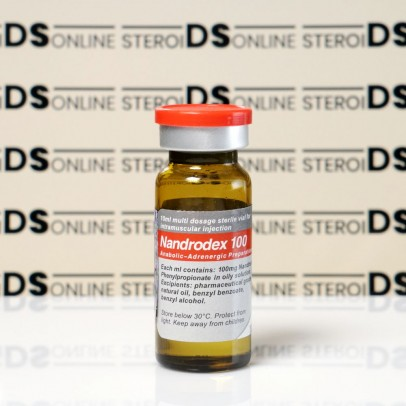 Nandrodex 100 mg Sciroxx | SOU-0342