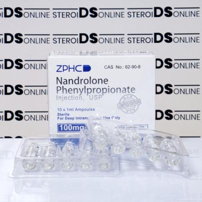 Nandrolone Phenilpropionate 100 mg Zhengzhou | SOU-0317