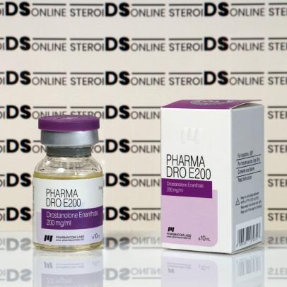 Pharma Dro Е 200 mg Pharmacom Labs   SOU-0221