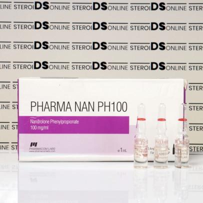 Pharma Nan PH100 100 mg Pharmacom Labs   SOU-0327