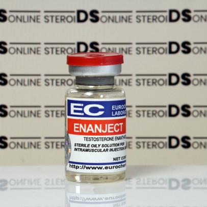 Enanject (Testosterone Enanthato) 250 mg Eurochem Labs | SOU-0149