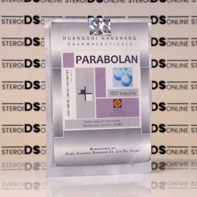 Parabolan (Trenbolone acetate) 50 mg Hubei Huangshi Nanshang | SOU-0089