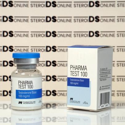 Pharma Test100 (Aquatest) 100 mg Pharmacom Labs | SOU-0085