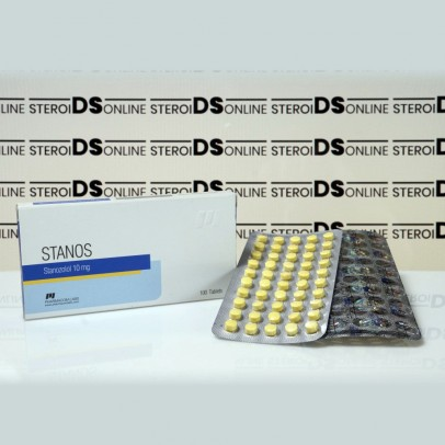 Stanos 10 mg Pharmacom Labs