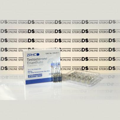 Testosterone Enantate U.S.P. 250 mg Zhengzhou   SOU-0159