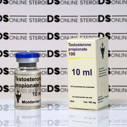 Testosterone propionate 100 mg Moldavian Pharma | SOU-0121
