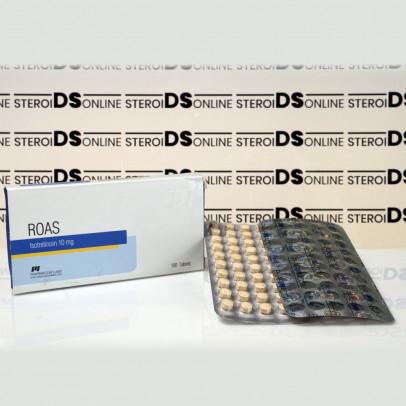 Roas 10 mg Pharmacom Labs | SOU-0302