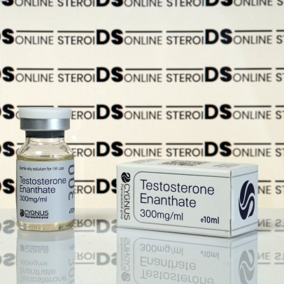 Testosterone Enanthate 300 mg Cygnus