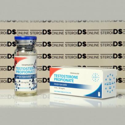 Testosterone Propionato 100 mg Euro Prime Farmaceuticals | SOU-0276