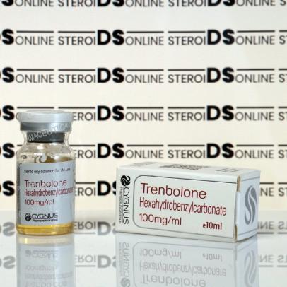Trenbolone Hexahydrobenzylcarbonate 100 mg Cygnus   SOU-0235