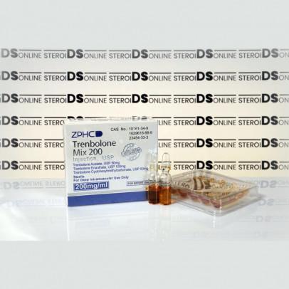 Trenbolone Mix Injection 200 mg Zhengzhou   SOU-0236